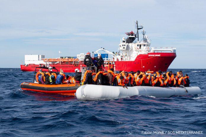 """migranti,-nuova-strage-nel-mediterraneo.-ocean-viking:-""""almeno-100-morti"""""""