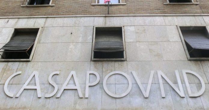 roma,-via-al-processo-contro-casapound-per-l'occupazione-dell'edificio-in-via-napoleone-iii