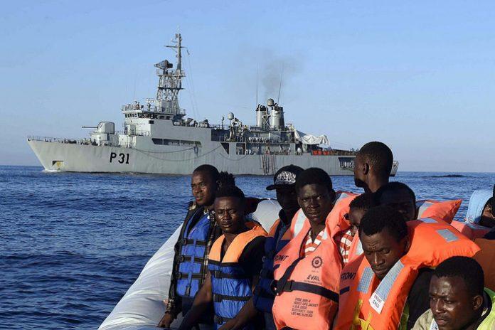 migranti,-sbarcano-in-35-sulle-coste-del-gargano:-12-sono-minori