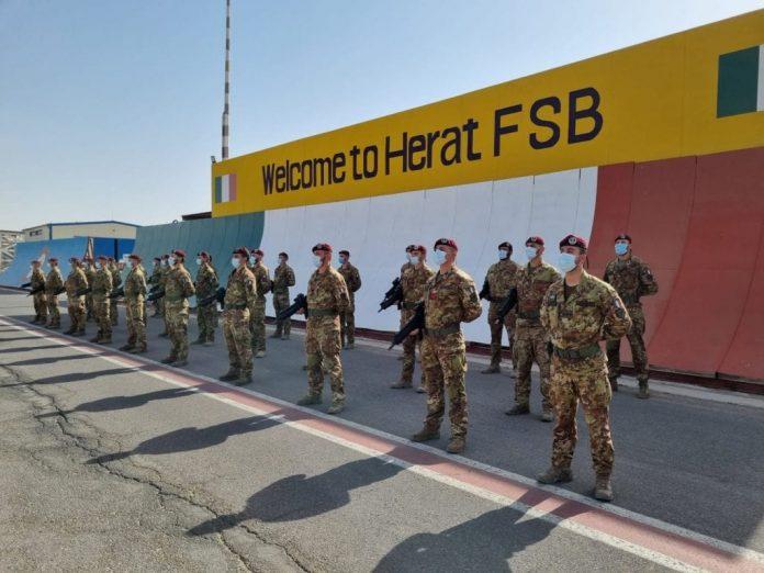 """afghanistan,-guerini:-""""fine-missione-italiana-non-e-abbandono-del-campo"""""""