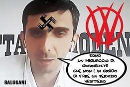 giornalista-della-gazzetta-di-modena-ritratto-dai-no-vax-con-una-svastica-in-fronte